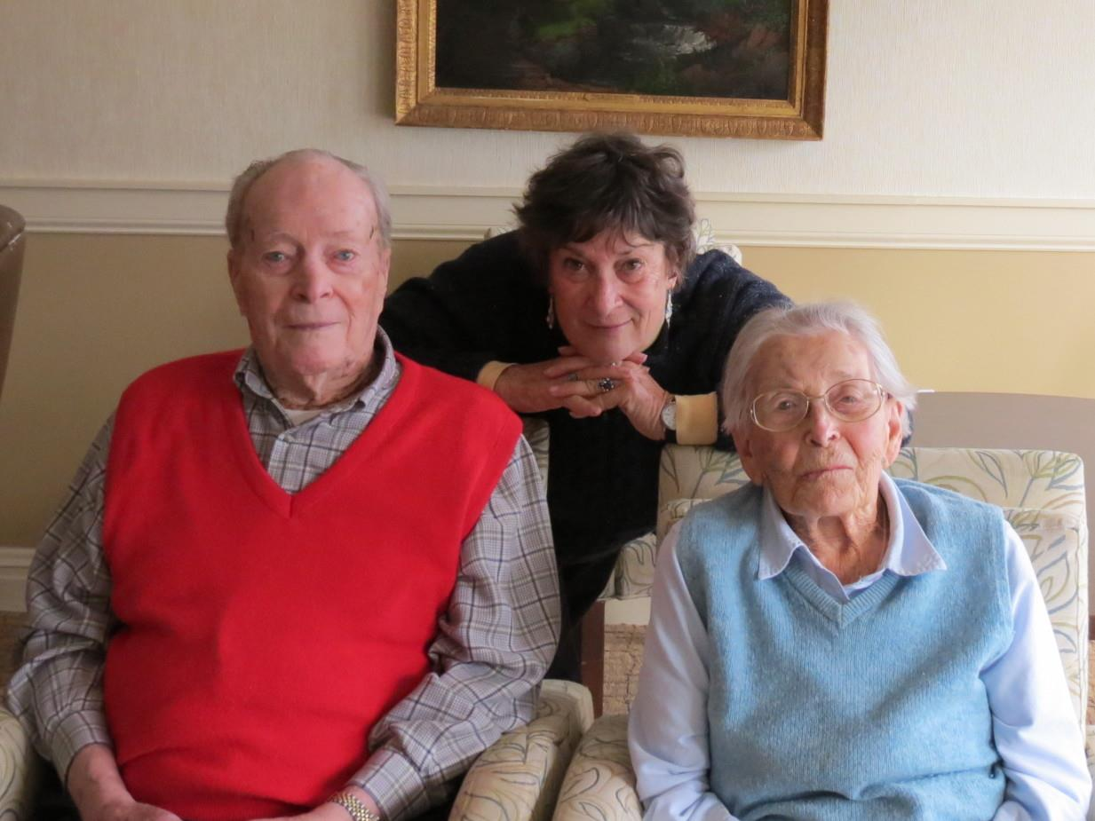 Mim's 101st Birthday
