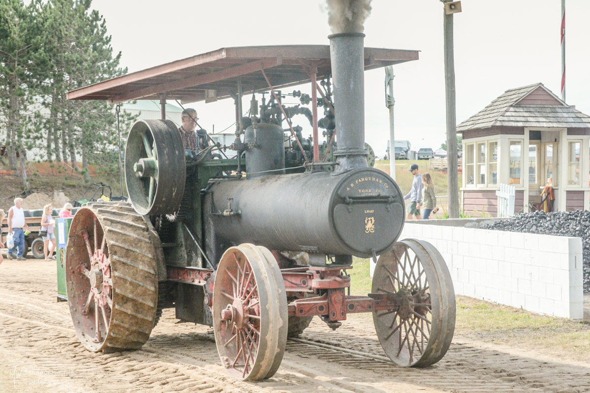 Buckley Old Engine Show 2020.Vol Xix 138 Meggen S Monday The Leland Report
