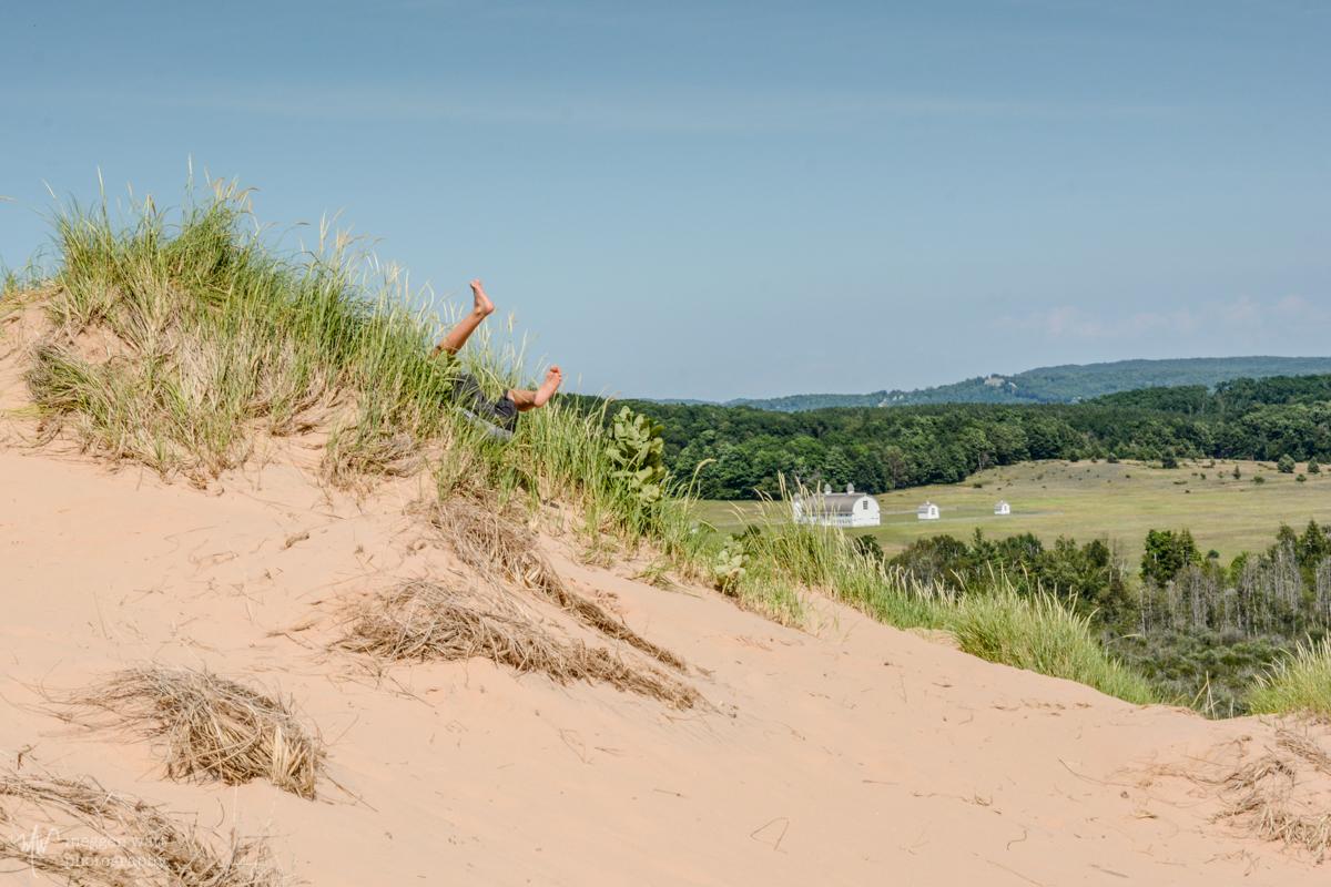 Dune Climb-8277