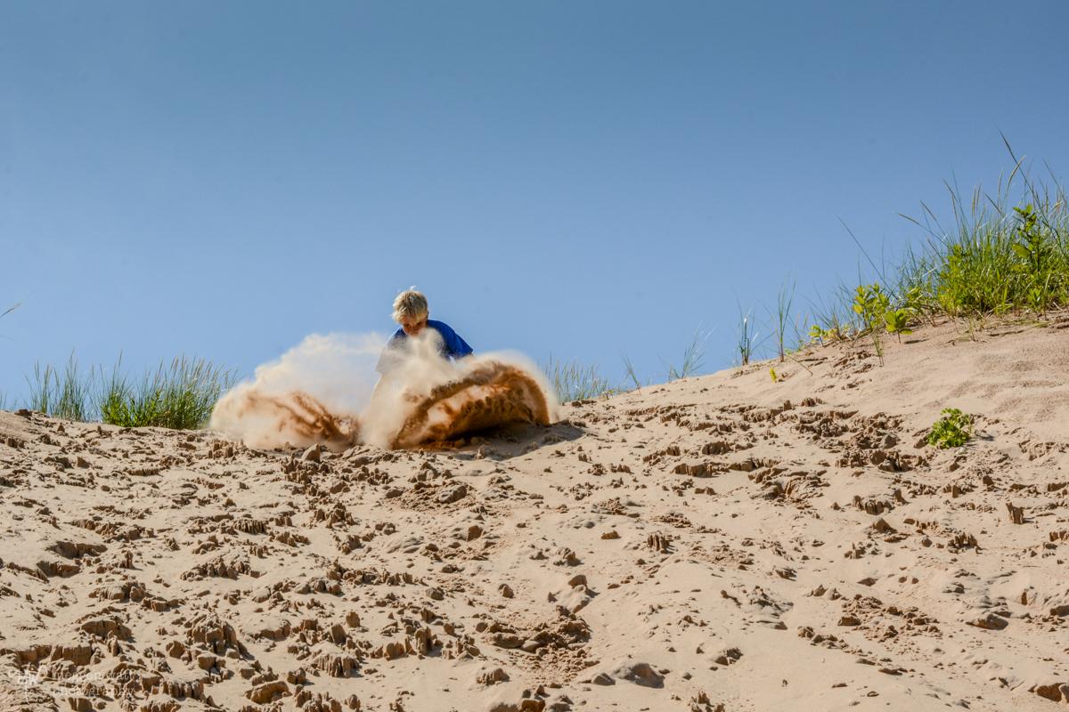 Dune Climb-8402