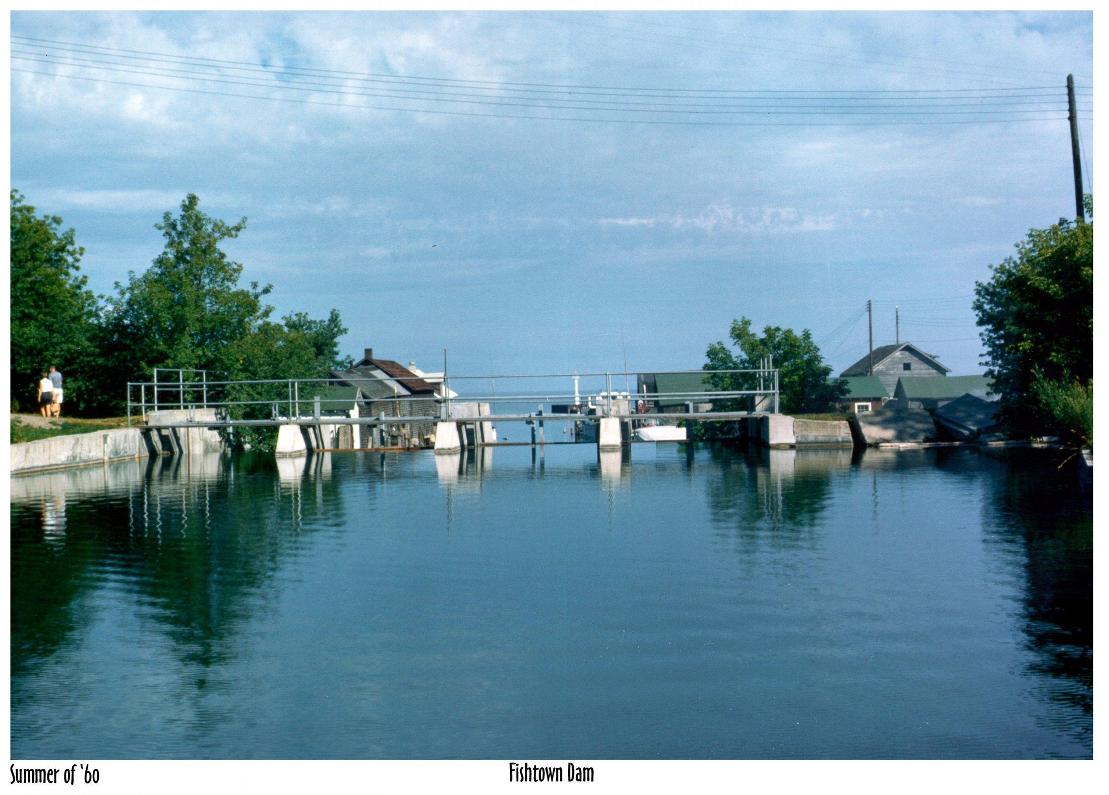 Fishtown-Dam