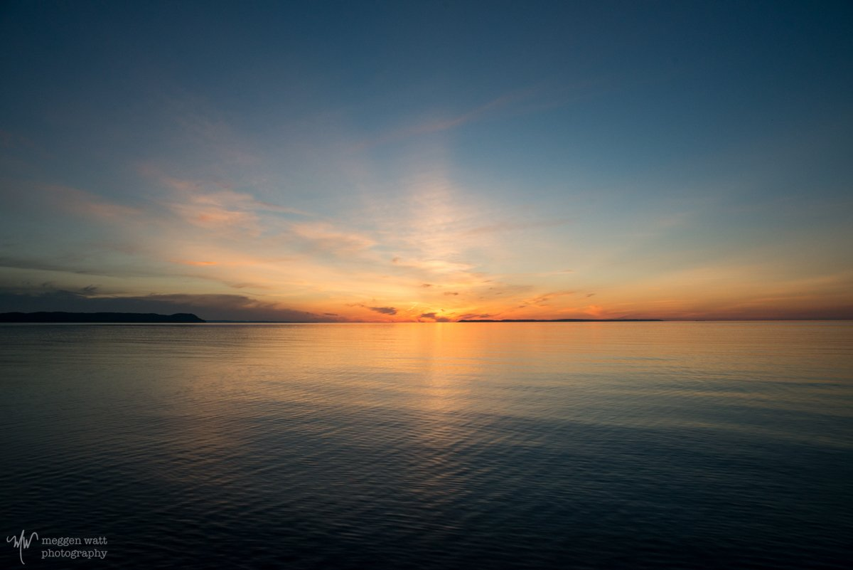 Good Harbor Sunset-7689