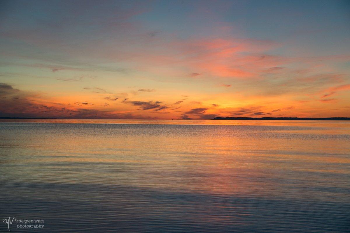 Good Harbor Sunset-7789