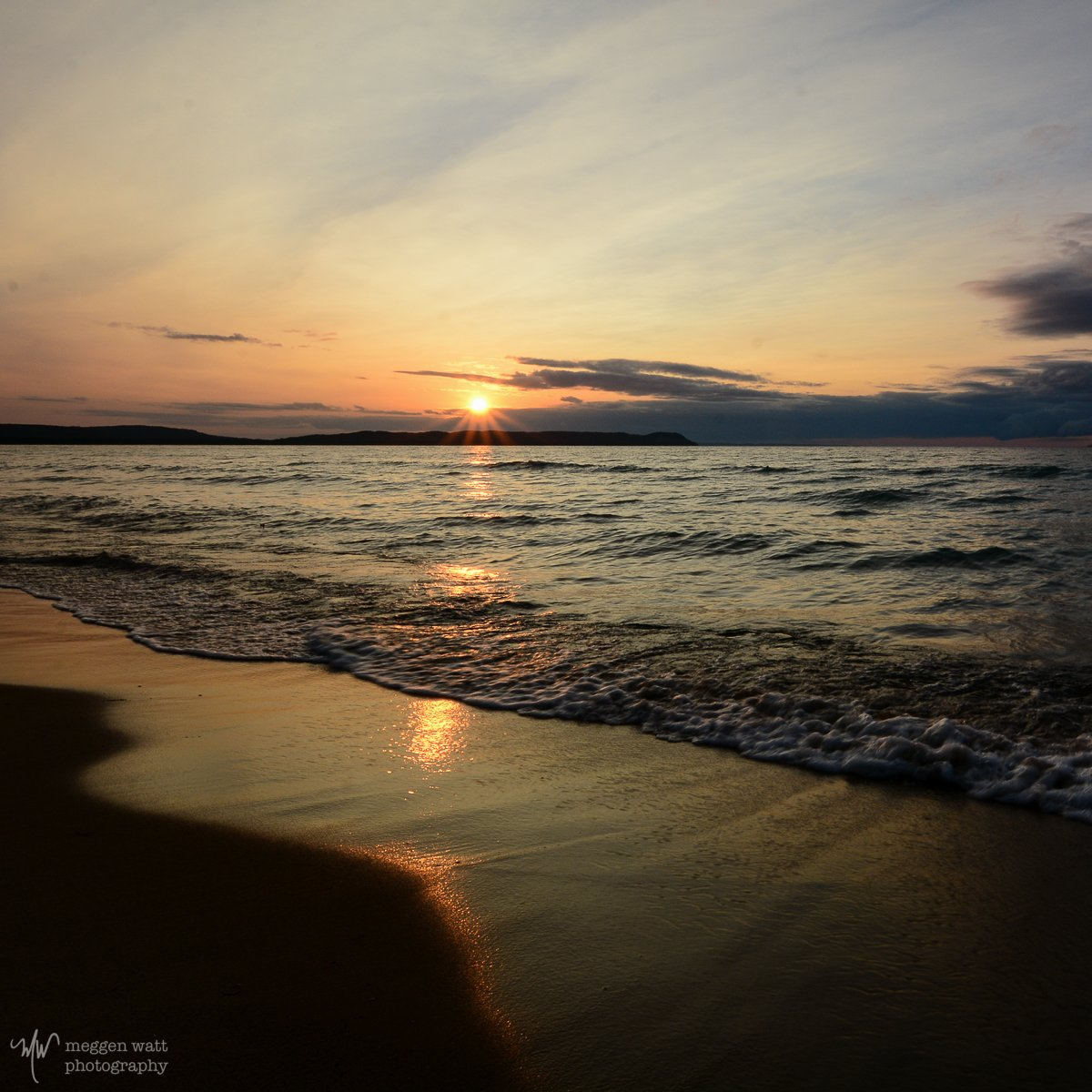 Good Harbor Sunset-4322