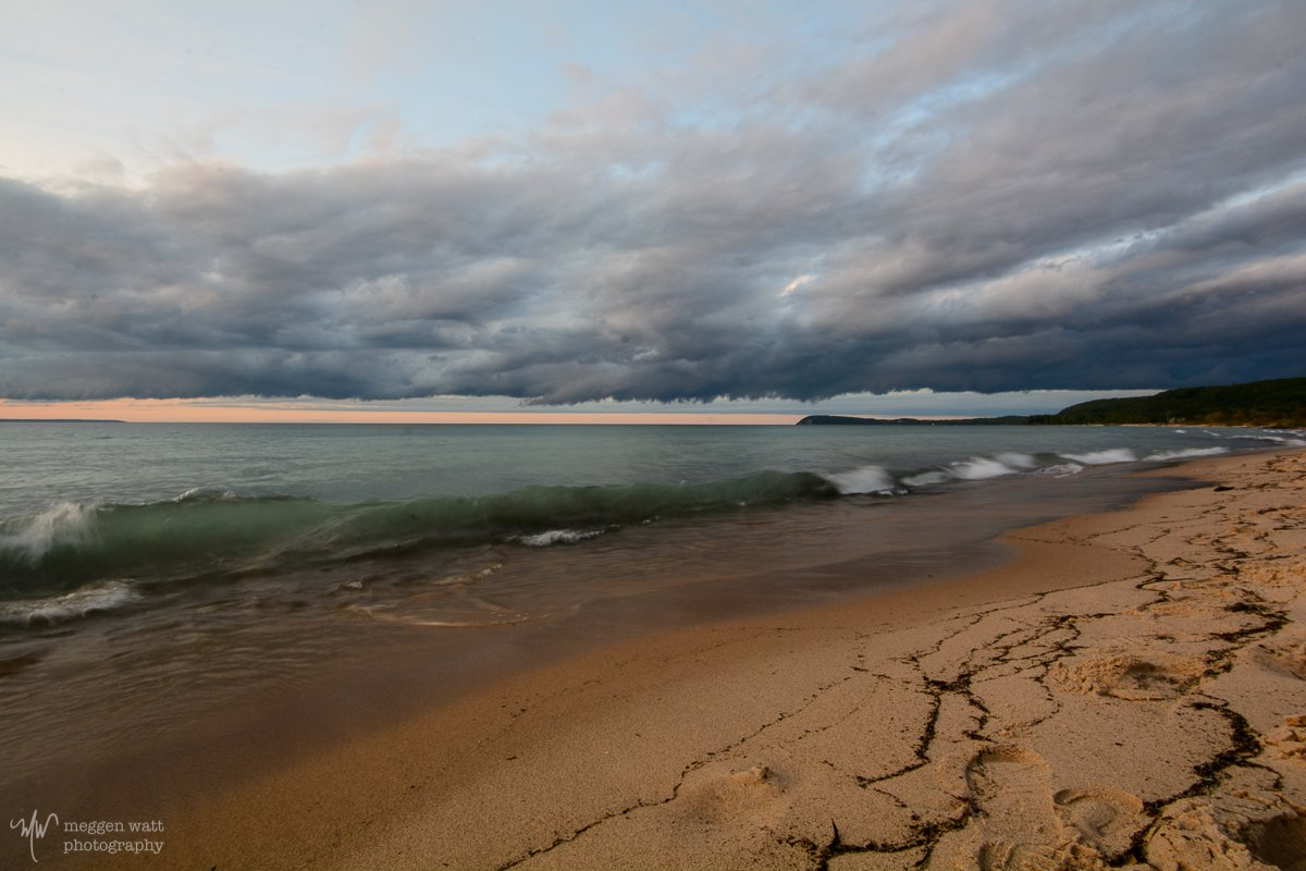 Good Harbor Sunset-4331
