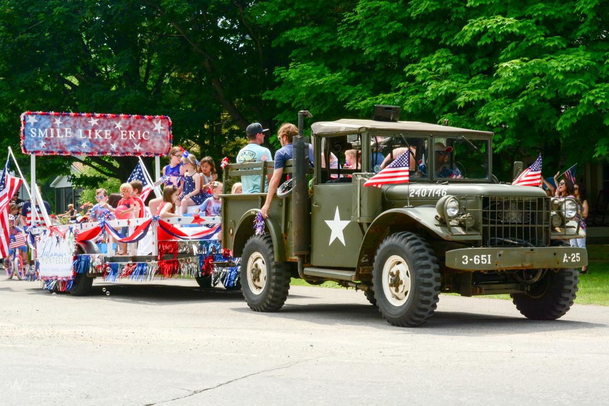 July 4 Parade Leland-7007