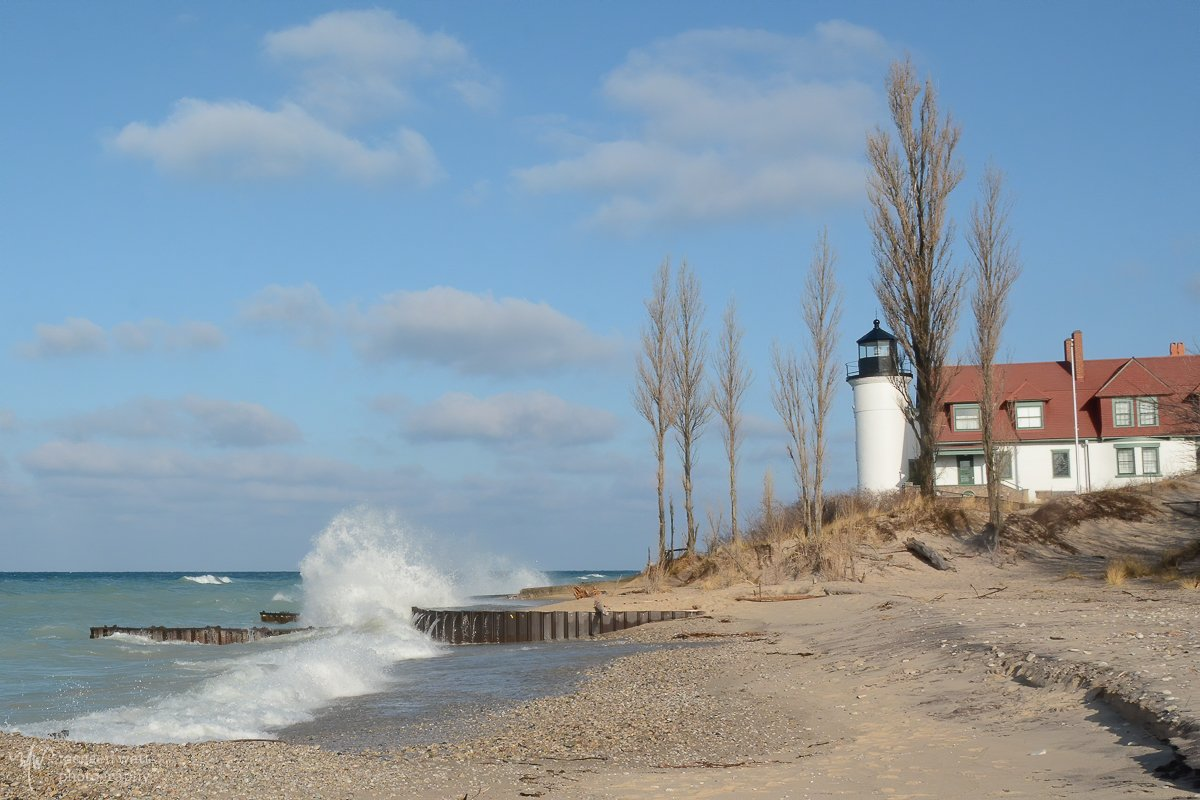 Point Betsie Light-