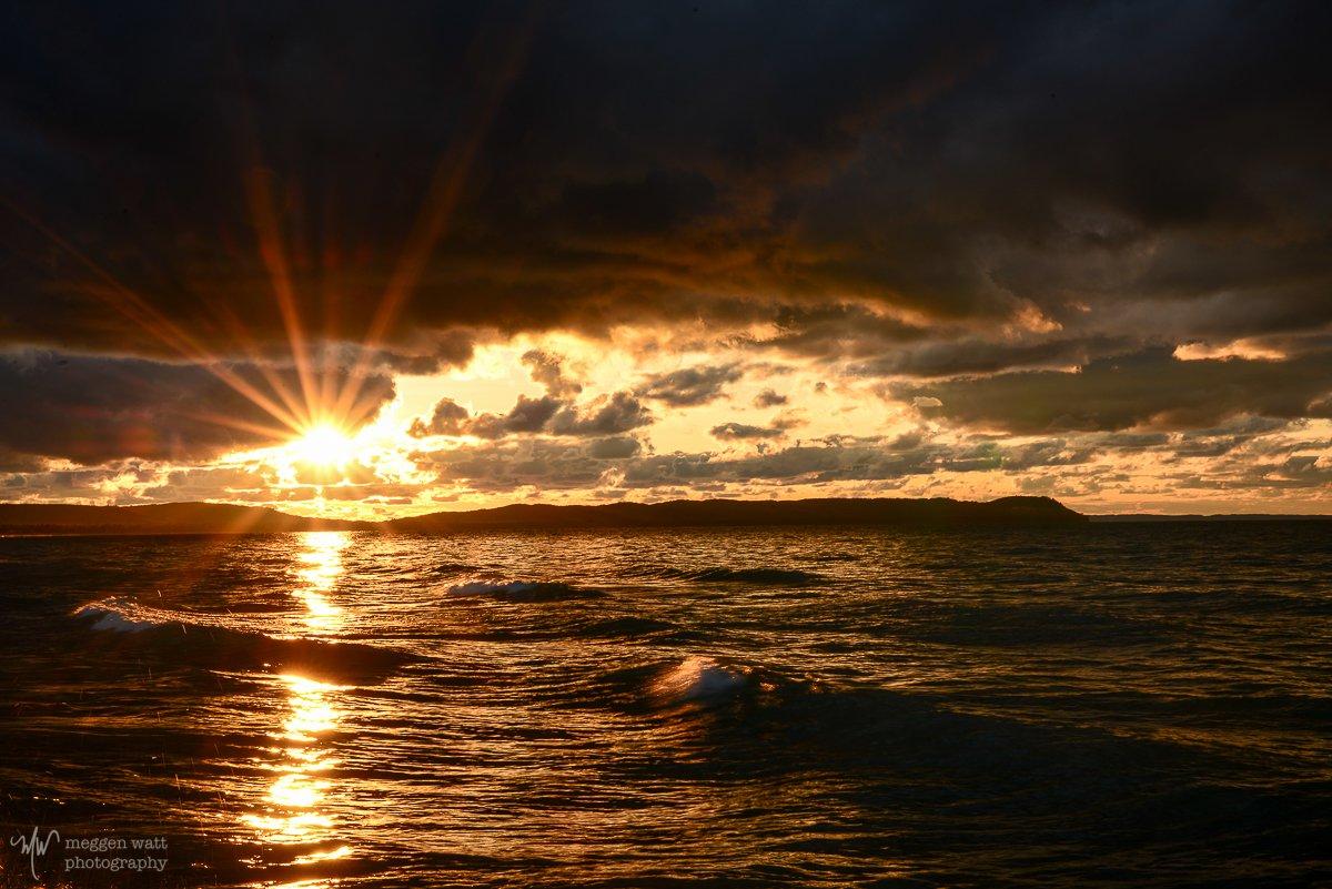 Sunset Good Harbor-9327