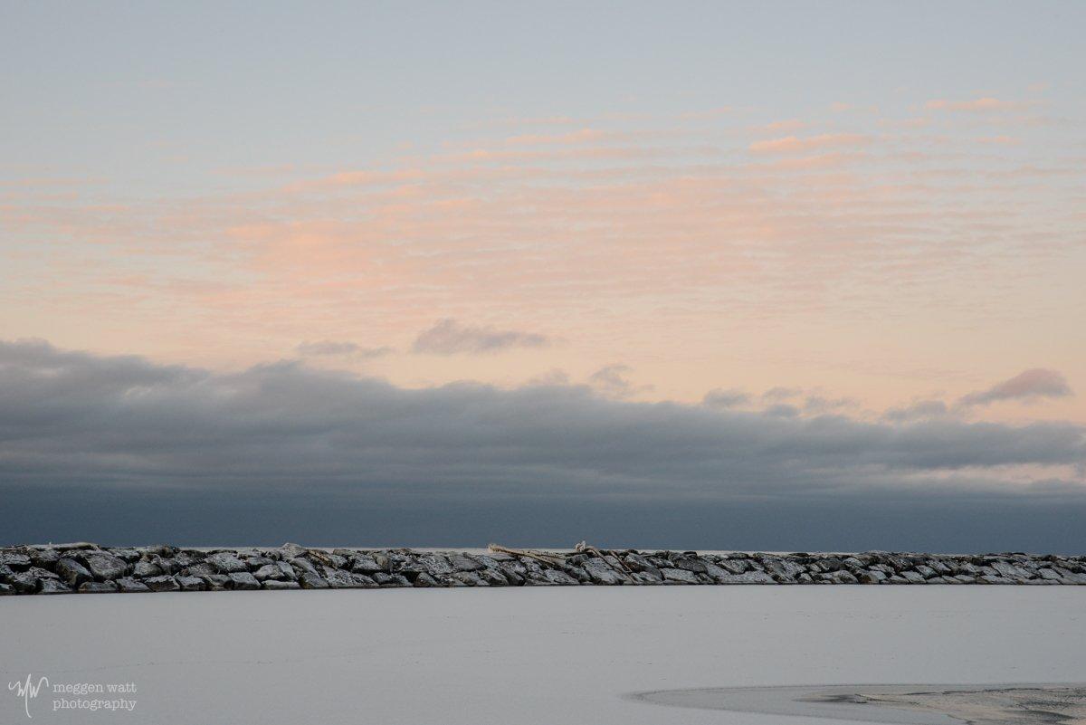 Sunset At Harbor-5751