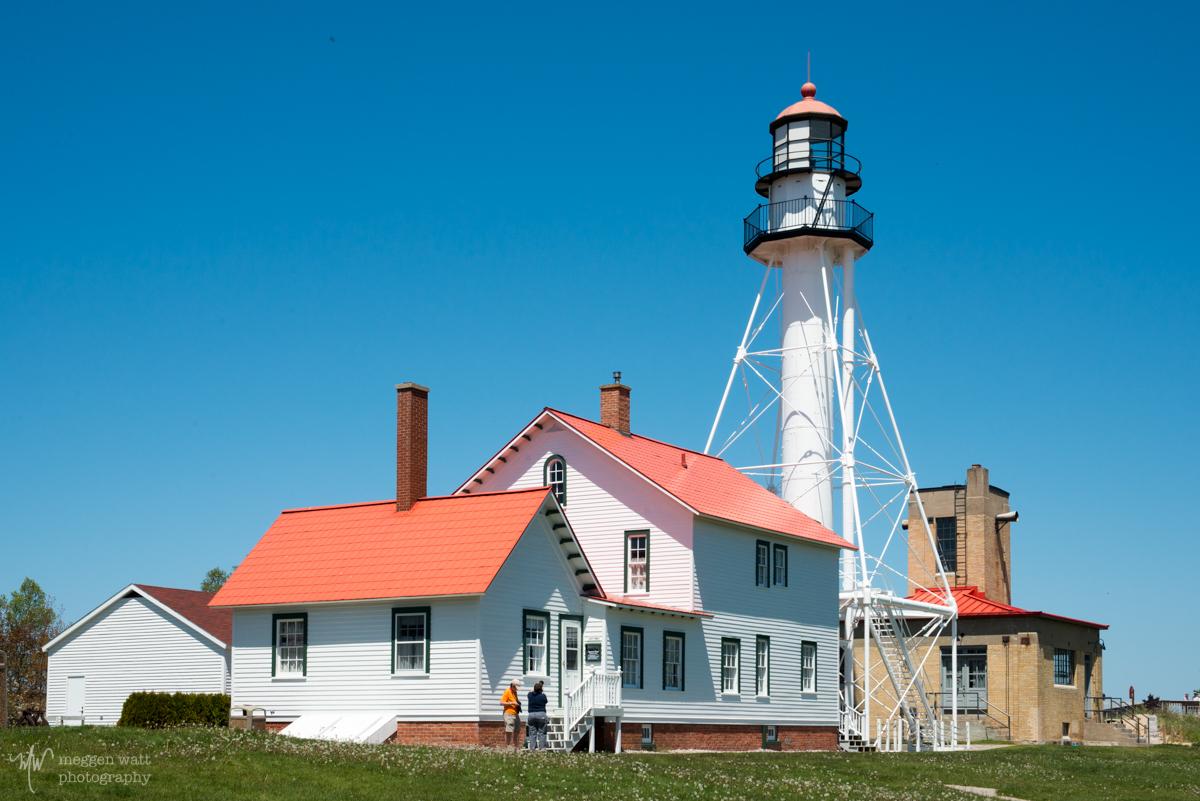 Whitefish Point Lighthouse-6105
