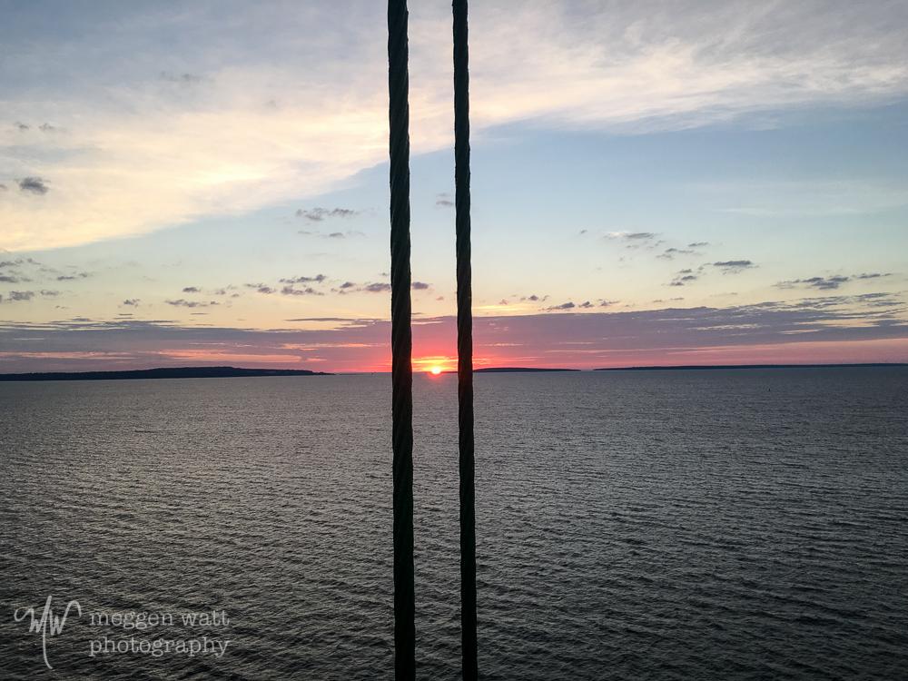 Mackinac Bridge Sunrise-4910