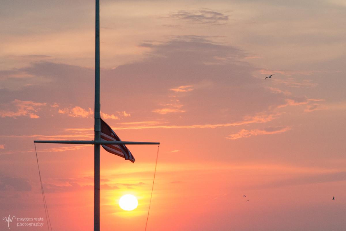 Sunset End Of May Leland-0006