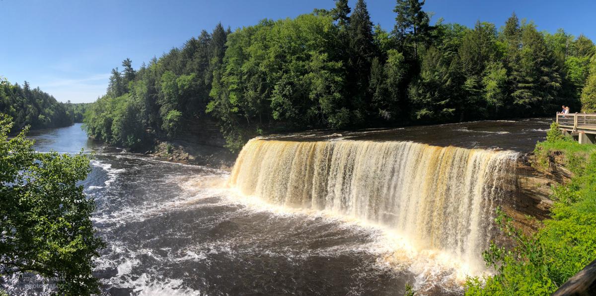 Tahquamenon Upper Falls-1631