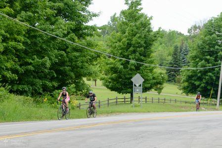 Kristie Yaakoby Memorial Triathlon - Sprint - Bicycle-M204 Corner-0150